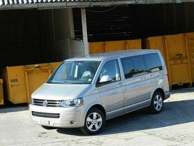 gebraucht VW Multivan  T52.0 TDI CR Comfortline Match 4Motion