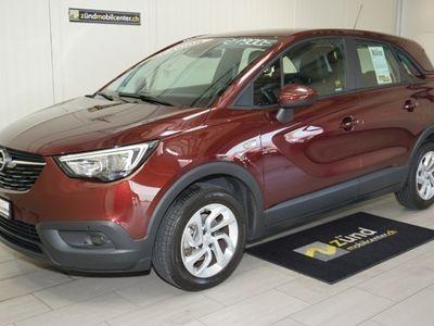 gebraucht Opel Crossland X 1.2 T eTEC Enjoy S/S