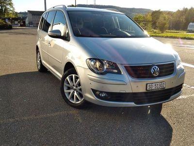 gebraucht VW Touran Touran Top gepflegteAutomat nur 82'900 Km