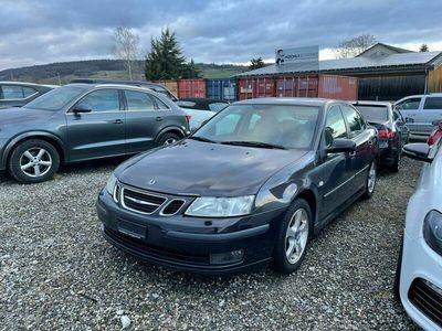 gebraucht Saab 9-3 2.0t Vector