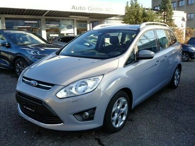 gebraucht Ford Grand C-Max 1.6 Ti-VCT Carving