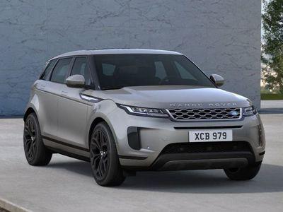 gebraucht Land Rover Range Rover evoque 2.0 D 200
