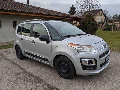 gebraucht Citroën C3 Picasso 1.2 PureTech Exclusive