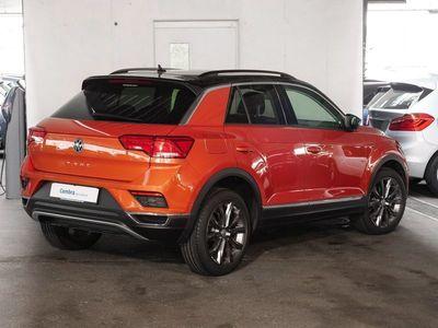 gebraucht VW T-Roc 1.5 TSI ADVANCE