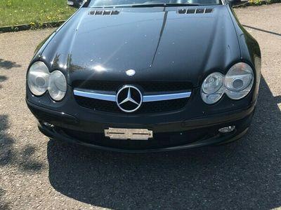 gebraucht Mercedes SL500 SL Zu VerkaufenCabriolet