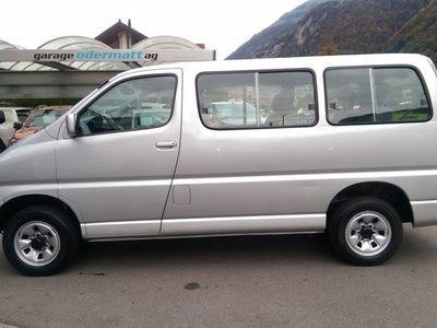 gebraucht Toyota HiAce 2.7 GL Wagon 4x4