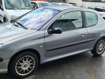 gebraucht Peugeot 206 2.0 16V GTI