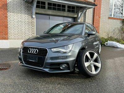 gebraucht Audi A1 1.4 TFSI Sport 185 Ps, S-Line