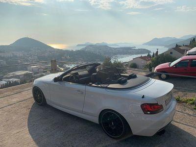 gebraucht BMW 135 Cabriolet i