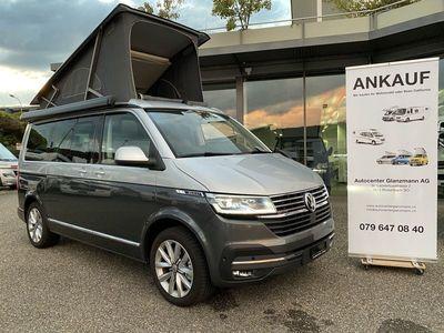 gebraucht VW California T6 .1Ocean DSG mit Küche Wohnmobil Camper