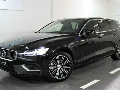 gebraucht Volvo V60 T6 eAWD Twin Engine Business Geartronic