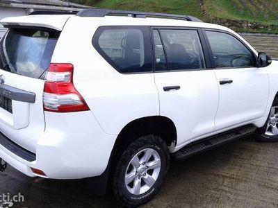 gebraucht Toyota Land Cruiser