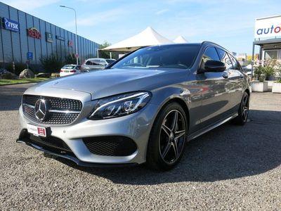 gebraucht Mercedes C450 AMG 4Matic 7G-Tronic
