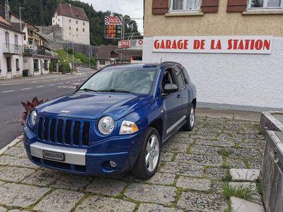 gebraucht Jeep Compass 2.4 Limited CVT