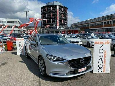 gebraucht Mazda 6 Sportwagon G 194 Revolution Automat