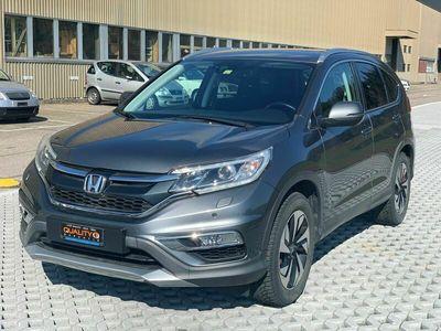 gebraucht Honda CR-V CR-V 1.6 i-DTEC Executive 4WD1.6 i-DTEC Executive 4WD