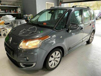 gebraucht Citroën C3 Picasso 1.6 HDi Exclusive