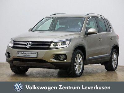 gebraucht VW Tiguan 2.0 TDI Track & Style 4MOTION DSG NAVI