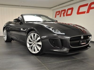 gebraucht Jaguar F-Type S 3.0 V6 S/C