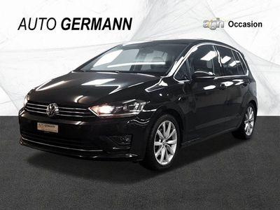 gebraucht VW Golf Sportsvan Golf Sportsvan VII 1.4 TSI 125 Highline