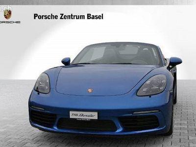gebraucht Porsche 718 Boxster 2.0 PDK