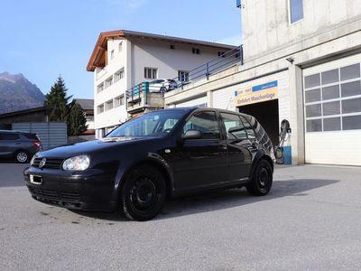 gebraucht VW Golf IV 4Motion Baujahr 2003
