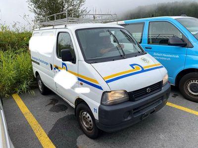 gebraucht Suzuki Carry Super1.3 16V Van
