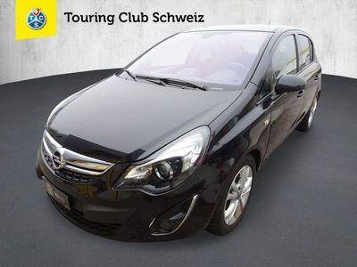 gebraucht Opel Corsa 1.4 Turbo Color Edition