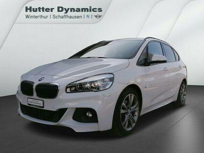 gebraucht BMW 218  d xDrive ActiveTMSport