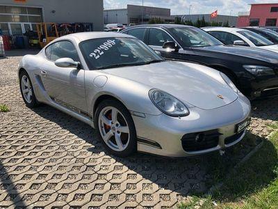 gebraucht Porsche Cayman S 3.4 Edition 1