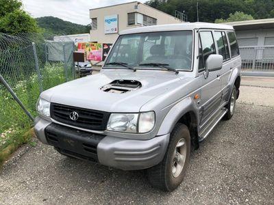 gebraucht Hyundai Galloper 2.5 TDI Ltd.