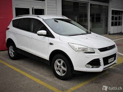 gebraucht Ford Kuga 2.0 TDCi Carving 4WD PowerShift