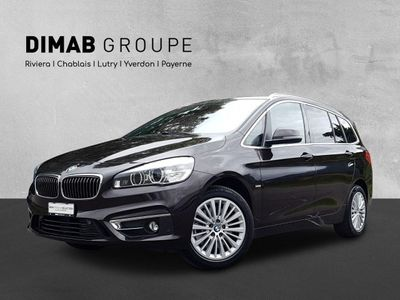 gebraucht BMW 220 Gran Tourer i Luxury