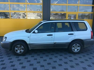 gebraucht Subaru Forester 2.0X Advantage