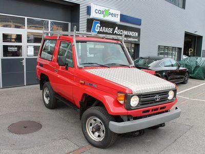 gebraucht Toyota Land Cruiser Land Cruiser 4004.2