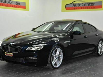 gebraucht BMW 640 6er 640d Gran Coupé xDrive M-SPORTPEKT & M-SPORT EDITION 6er d Gran Coupé xDrive M-SPORTPEKT & M-SPORT EDITION