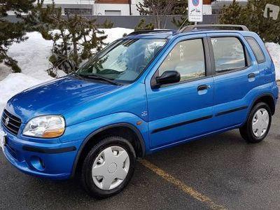 gebraucht Suzuki Ignis 1.3 16V GL Top 4WD