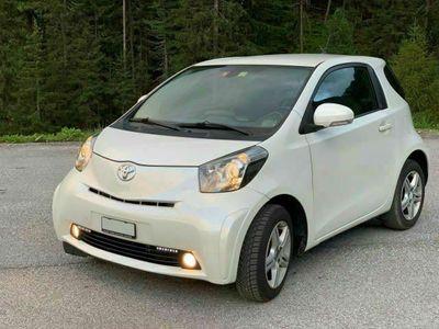 gebraucht Toyota iQ 2 1.0 VVT-i Multidrive