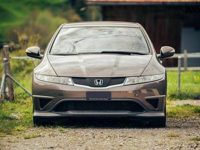 gebraucht Honda Civic 2.2 i-CTDi Type-S