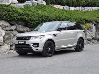 gebraucht Land Rover Range Rover Sport 4.4 SDV8 Autobiography Dyn.