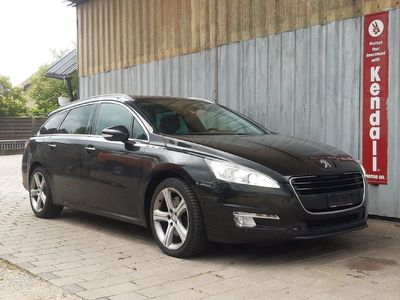 gebraucht Peugeot 508 SW 2.2 HDI GT Automatic