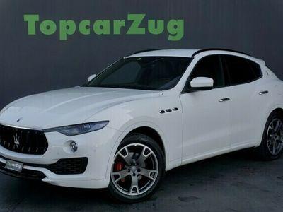 gebraucht Maserati Levante D 3.0 V6 ** CH-Fahrzeug **