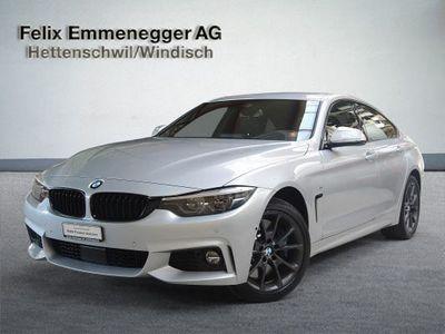 gebraucht BMW 440 4er i Gr.Cpé xDrive MSport