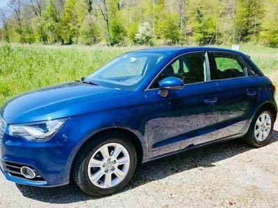 gebraucht Audi A1 Sportback A1 Verkaufe einen 1.2 TFSI