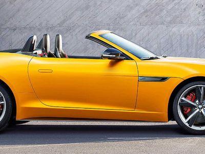 gebraucht Jaguar F-Type CONVERTIBLE P300 Neu 2020