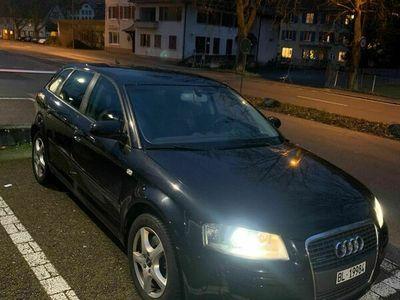 gebraucht Audi A3 2.0 TDI quattro