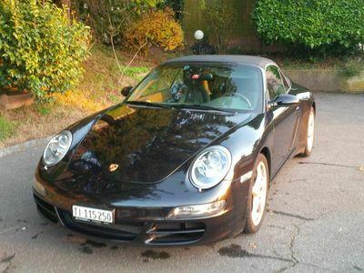 gebraucht Porsche 911 Carrera 4 Cabriolet 911 Carrera 4 (997) Cabrio (997)