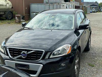 gebraucht Volvo XC60 2.4D AWD Summum Geartronic