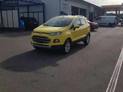 gebraucht Ford Ecosport 1.0 SCTi Titanium