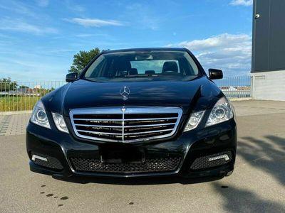 gebraucht Mercedes E350 CDI BlueEfficiency 7G-Tronic